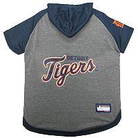 Detroit Tigers Pet Hoodie