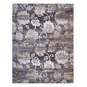 Gertmenian Vernal Textured Floral Rug