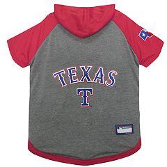 Texas Rangers Pet Hoodie