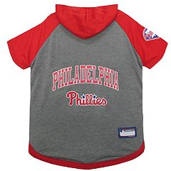Philadelphia Phillies Pet Hoodie