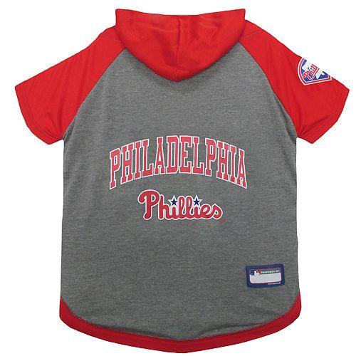 Philadelphia Phillies Pet Hoodie