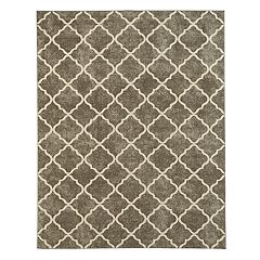 Gertmenian Astra Textured Trellis Rug