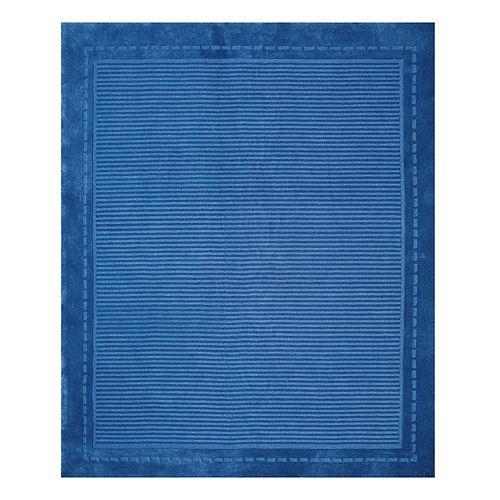 Kids Gertmenian Blue Pinstripe Rug