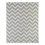 Kids Gertmenian Gray Chevron Rug
