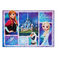 Disney's Frozen Anna & Elsa Rug - 4'6' x 6'6'