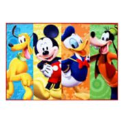 "Disney's Mickey Mouse & Friends Rug - 4'6"" x 6'6"""
