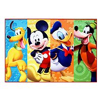Disney's Mickey Mouse & Friends Rug - 4'6