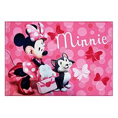 Disney's Minnie Mouse Rug - 4'6' x 6'6'