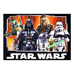 Star Wars Classic Rug - 4'6' x 6'6'