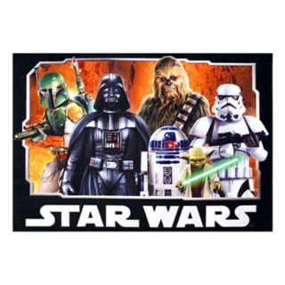 "Star Wars Classic Rug - 4'6"" x 6'6"""