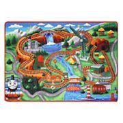 Thomas & Friends Jumbo Play Rug - 4'6' x 6'6'