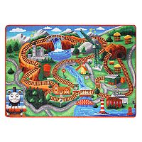 Thomas & Friends Jumbo Play Rug - 4'6