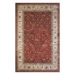 Thomasville Estate Tilden Framed Floral Rug