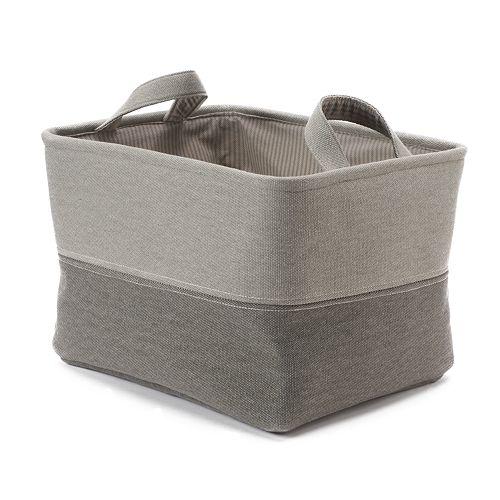 Soho Market Menswear Storage Bin