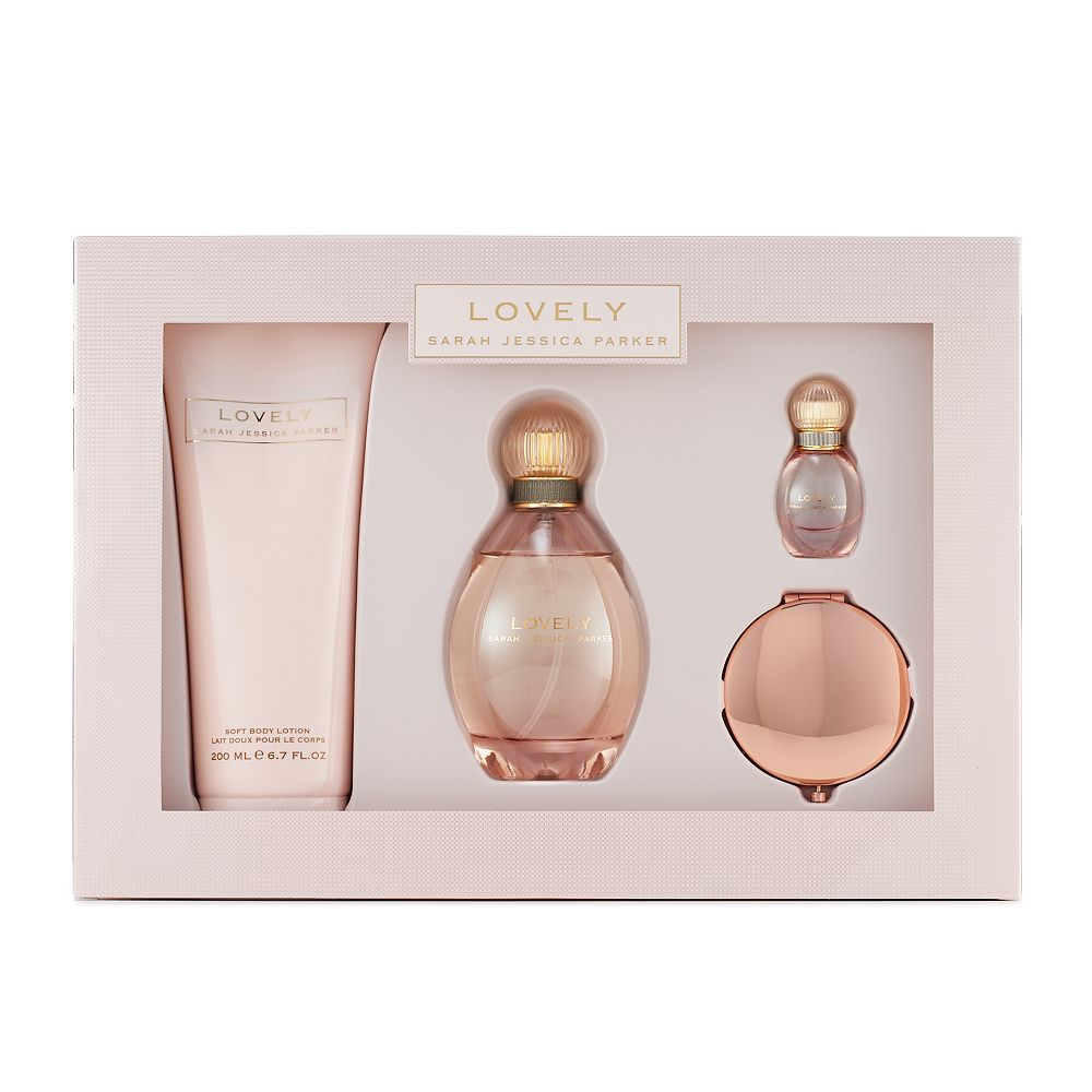 Sarah Jessica Parker Lovely Womens Perfume Gift Set 106 Value