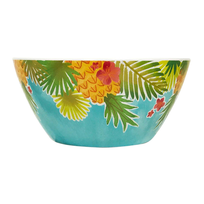 Celebrate Summer Together Pineapple Cereal Bowl  sc 1 st  Kohlu0027s & Tropical Dinnerware u0026 Serveware Kitchen u0026 Dining | Kohlu0027s