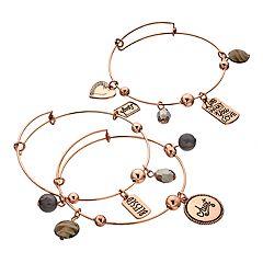 'Aunt' Bangle Bracelet Set