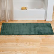Portsmouth Home Memory Foam Long Bath Rug Mat