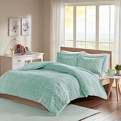 Intelligent Design Laila Chevron Ultra Plush Comforter Set