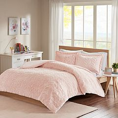 Intelligent Design Laila Chevron Ultra Plush Comforter Set