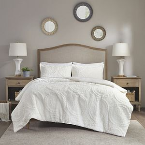 Madison Park Arya Medallion Ultra Plush Comforter Set