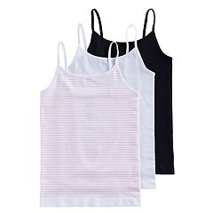 Girls 7-16 SO® 3 pkCami Tank Tops