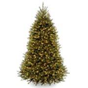 National Tree Company 6-ft. Pre-Lit Dunhill Fir Artificial Christmas Tree