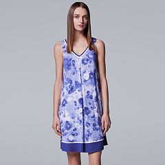 Women's Simply Vera Vera Wang Pajamas: Sleep Chemise