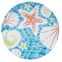 Celebrate Summer Together Coastal Salad Plate