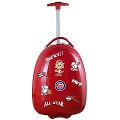Youth Chicago Cubs Wheeled Pod Luggage
