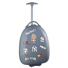 Youth New York Yankees Wheeled Pod Luggage