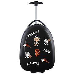 Youth San Francisco Giants Wheeled Pod Luggage