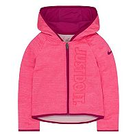 Girls 4-6x Nike Therma-FIT Zip Hoodie