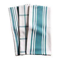 KAF HOME Drizzle Kitchen Towel 3-pk.