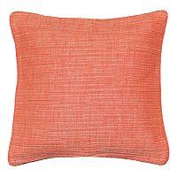 Spencer Home Decor Shallow Solid Throw Pillow