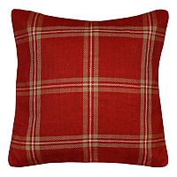 Spencer Home Decor Plaid Throw Pillow