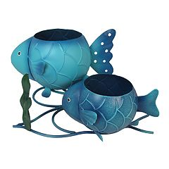 Celebrate Together 2 tier Indoor / Outdoor Fish Planter