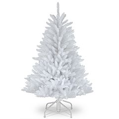 National Tree Company 4.5-ft. Dunhill White Fir Artificial Christmas Tree