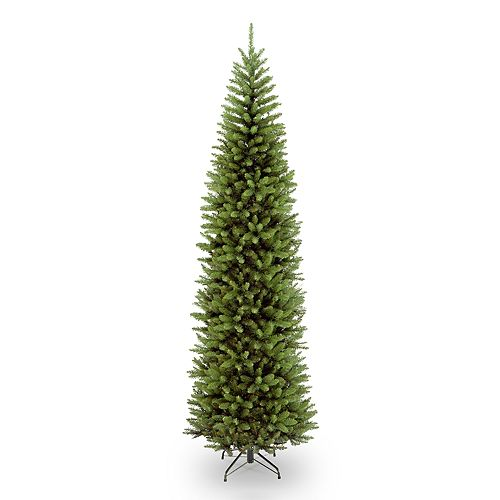 National Tree Company 9-ft. Kingswood Fir Pencil Artificial Christmas Tree