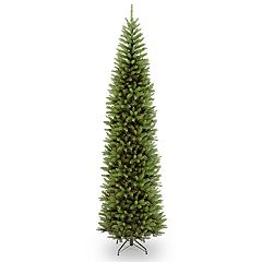 National Tree Company 10-ft. Kingswood Fir Pencil Artificial Christmas Tree