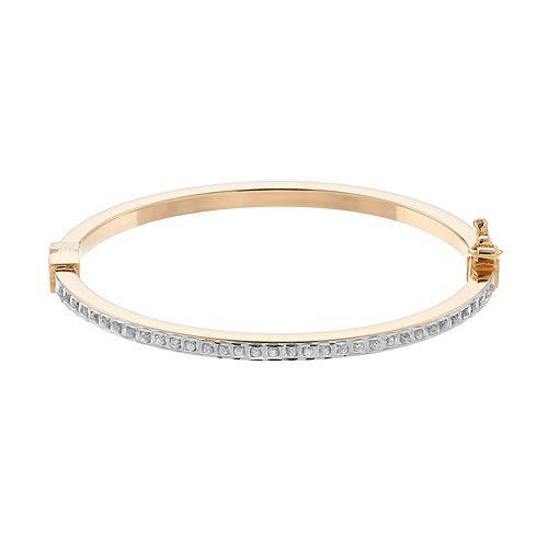 Diamond Mystique Kids' Bangle Bracelet