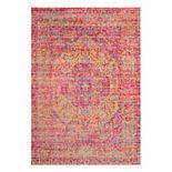 Safavieh Windsor Farah Framed Floral Rug