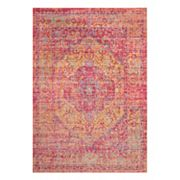 Safavieh Windsor Farah Framed Floral Rug