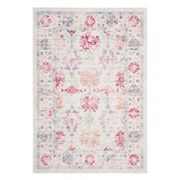 Safavieh Windsor Rebecca Framed Floral Rug