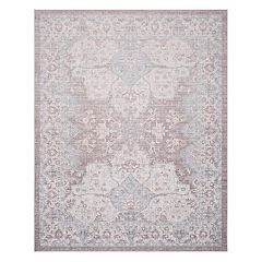 Safavieh Windsor Justine Framed Floral Rug