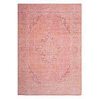 Safavieh Windsor Avery Framed Floral Rug