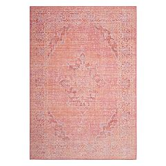 Safavieh Windsor Avery Framed Floral Rug