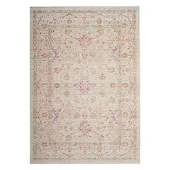 Safavieh Windsor Alanna Framed Floral Rug