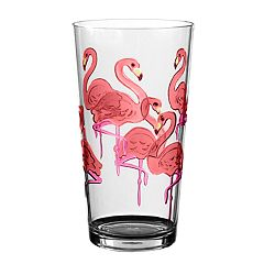 Celebrate Summer Together 23-oz. Flamingo Highball