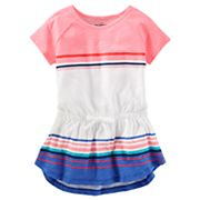 Girls 4-12 OshKosh B'gosh® Striped Slubbed Tunic Top